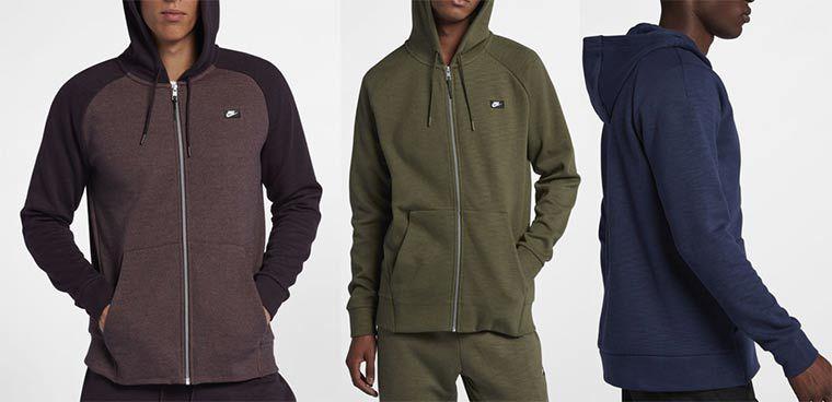 Nike Hoodie Sportswear Optic für 35,28€ (statt 45€)