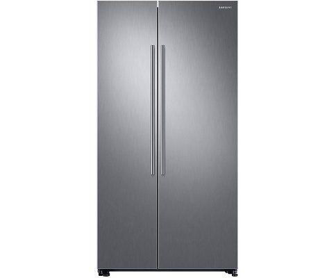 Side By Side Kühlschrank Erfahrung : Samsung rs6kn8101s9 eg side by side kühlschrank 647 liter
