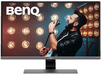 BENQ EW3270U   31,5 Zoll UHD Monitor mit USB C für 349€ (statt 426€)