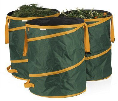 PRIMA GARDEN   3x Gartenabfallsäcke je 160l für 29,90€ (statt 35€)