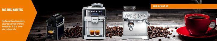 Saturn Kaffee Late Night: günstige Maschinen & Zubehör
