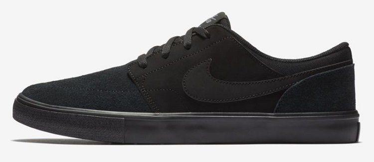 Nike SB Solarsoft Portmore II Herren Skateboardschuh für 44,18€ (statt 58€)