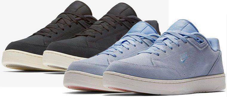 Nike Grandstand II Suede Herren Sneaker für 41,63€ (statt 60€)