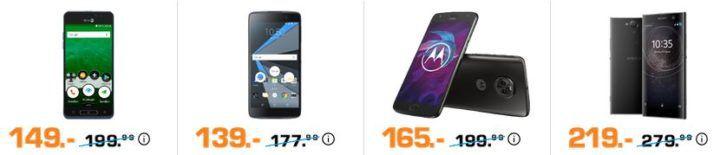 Saturn Late Night Shopping mit günstigen Smartphones und smarten Home