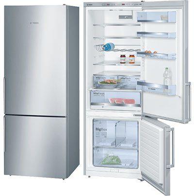 Bosch KGE58AI40 Kühlgefrierkombi aus Edelstahl für 711,33€ (statt 839€) + gratis 90€ Eismann Gutschein