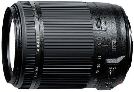TAMRON B018C 18 mm 200 mm Objektiv mit f/3.5 6.3 Di II (System: Canon EF) für 149€ (statt 179€)