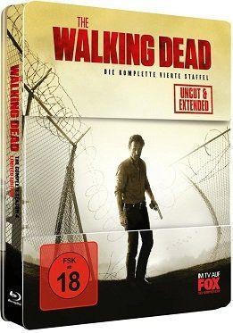 The Walking Dead   Die komplette Staffel 4 als exklusive Steelbook Blu ray für 17€ (statt 27€)