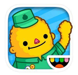 Kostenlos: Toca life Town für iOS