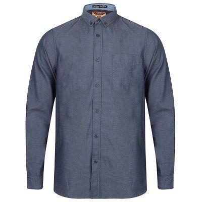 Tokyo Laundry Sonoma Herren Langarm Hemd für 11,72€