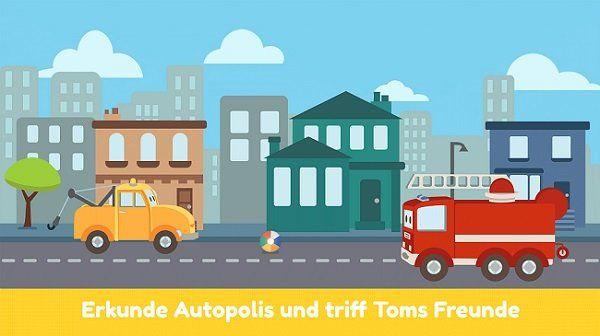 Android: Tom der Abschleppwagen kostenlos statt 1,99€