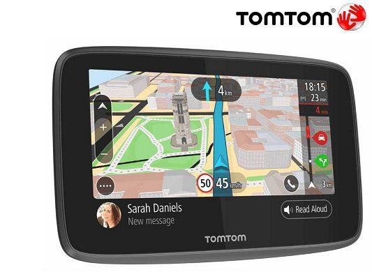 TomTom GO 5200 World Navigationssystem für 235,90€ (statt 271€)