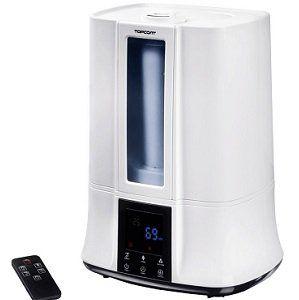 TRISTAR LF 4719 Luftbefeuchter in Weiß (max. Raumgröße 30 m²) für 51€ (statt 94€)