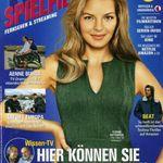 TOP! 4 Monate TV Spielfilm für 13,80€ + 15€ Verrechnungsscheck