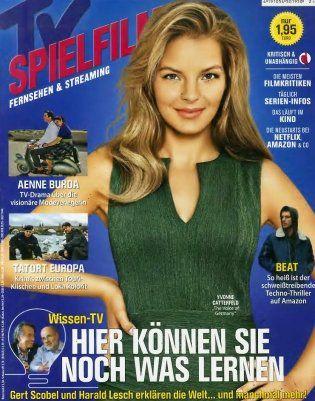 TOP! 4 Monate TV Spielfilm für 16,10€ + 15€ Verrechnungsscheck