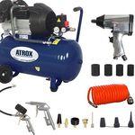 10% Rabatt auf fast alles bei Plus.de: z.B. Atrox AY676 Doppelzylinder-Kompressor-Set für 179,99€ (statt 280€)