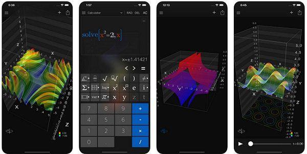 Kostenlos: Visual Math 4D für iOS