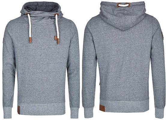 Naketano Olaf Gonzalez IV Herren Kapuzensweatshirt für 39,99€ (statt 50€)