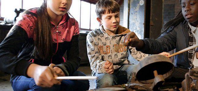Kostenlos: Workshopwoche Zollverein ESSEN für Kinder