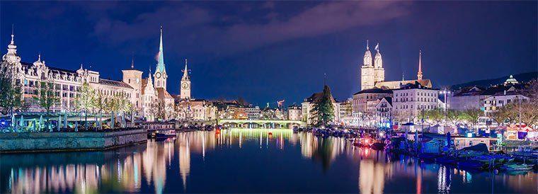 ÜN in Zürich in neuem Hotel inkl. Sauna, Fitness & 600m² Rooftop SPA für 34,44€ p.P.   auch Weihnachten & Silvester!