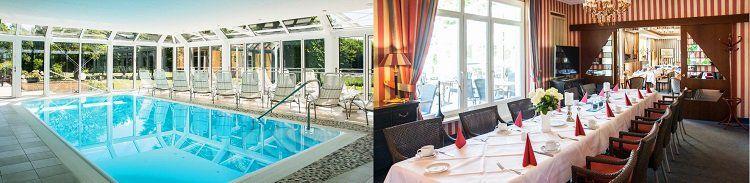 2 ÜN im 4* Hotel bei Schwerin inkl. Frühstück, Dinner, Shuttleservice & Saunanutzung ab 99€ p.P.   auch über Weihnachten