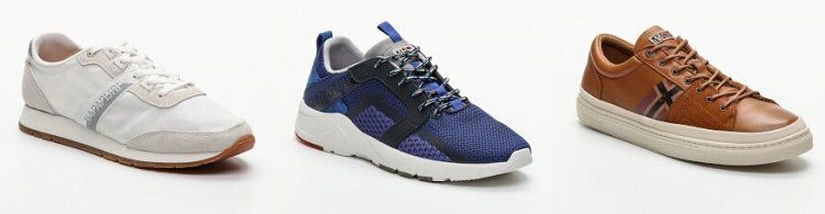 Napapijri Schuhe im Sale bei Vente Privee   z.B. Schuh Rabina für 42,49€ (statt 55€)
