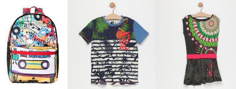 Desigual Kids Sale mit bis zu 55% Rabatt bei vente privee   Shirts ab 8,99€ uvm.