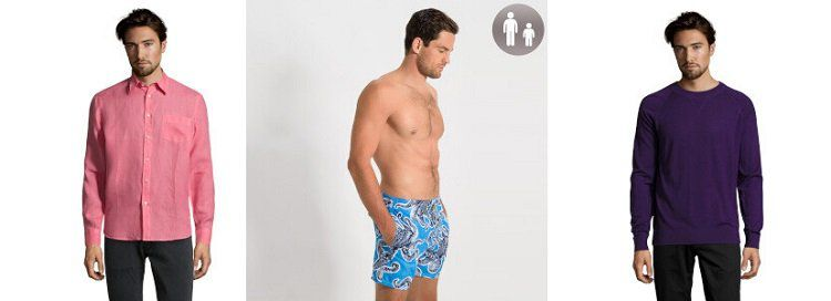 Vilebrequin Mode und Bademode mit bis zu 58% Rabatt bei Vente Privee