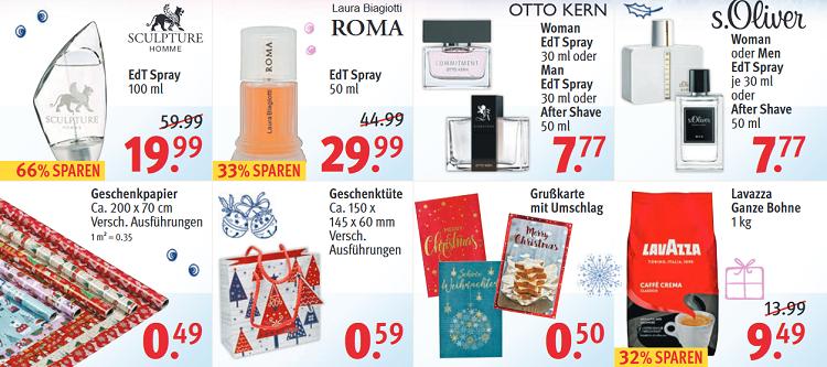 Aktuelle ROSSMANN Angebote mit u.a. 20% Rabatt auf alle Produkte von Sheba