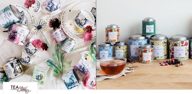 Tea Time   Whittard of Chelsea Tee und Süßwaren bei Vente Privee
