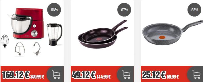 TOP12 Tefal Sale   z.B. Tefal C7534034 Signature Grillpfanne für 24,12€ (statt 50€)