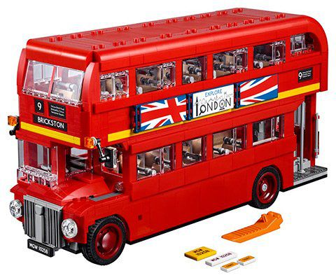 LEGO Creator   Londoner Bus (10258) für 78,39€ (statt 93€)