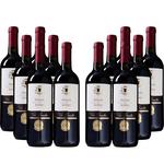 12er-Paket Villa Gracchio – Rosso – Puglia IGT für 49,92€ (statt 144€)