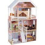 KidKraft Puppenhaus Savannah (5475327) für 99,99€ (statt 120€)