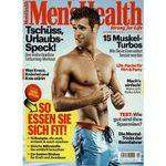 Jahresabo Men's Health für 53€ inkl. 40€ Verrechnungsscheck