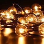 Glühbirnenlichterkette mit 25 Birnen für 14,94€ (statt 23€)