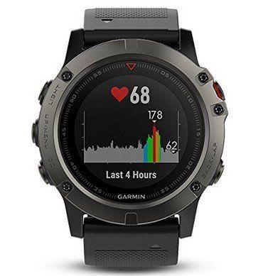 Garmin Fenix 5X Sapphire   Multisport GPS Uhr für 399,99€ (statt 489€)