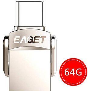 Eaget CU20   USB 3.0 & USB C Stick (32/64GB) ab 5,52€