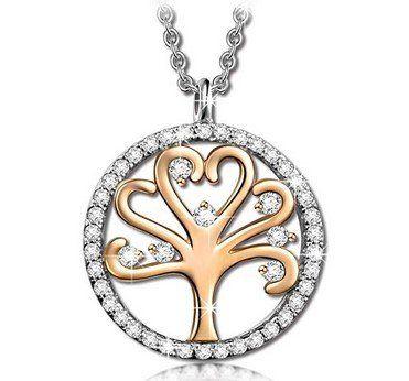 "Kami Idea Damenhalsband ""Baum des Lebens"" für 9,99€ (statt 25€)"