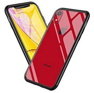 Schmale Schutzhülle für iPhone XR in Transparent oder Rot für je 8,09€ (statt 12€) – Prime