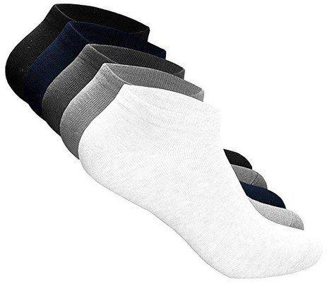 10 Paar Unisex Sneakersocken für 9,99€   Prime
