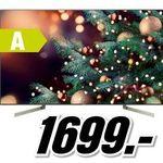 SONY KD-65XF9005 – 65 Zoll LED TV + Sony HT-XF9000 Soundbar mit Subwoofer ab 1.699€ (statt 1.927€)
