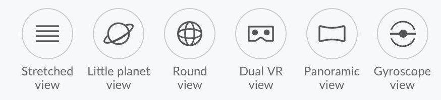 YI 360 VR Kamera mit 2 Objektiven & bis zu 5,7K /30Ffps für 169,99€ (statt 337€)