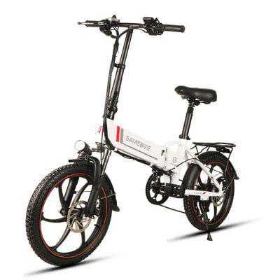 Samebike 20LVXD30 elektrisches Klappfahrrad für 436,51€