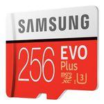 Samsung EVO Plus – UHS-3 256GB Micro SDXC Class 10 für 49€ (statt 68€)