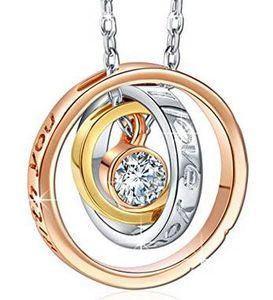 Kami Idea   Halskette Mama Ich Liebe Dich für 9,99€ (statt 25€)   Prime