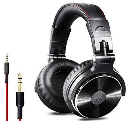 OneOdio Over Ear Headset mit (6,3mm & 3,5 mm) für 18,89€ (statt 27€)