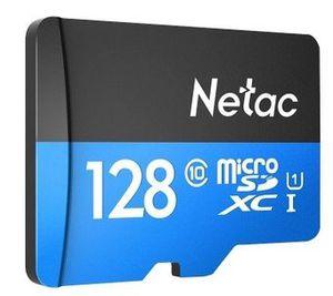 Netac P500 Class 10 128GB Micro SDHC TF für 18,33€