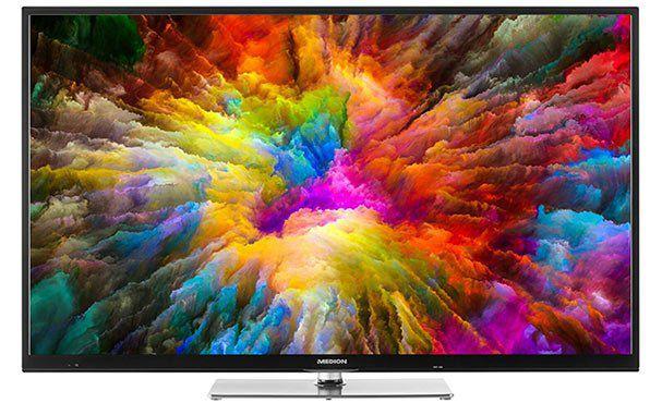 Medion X15022   50 Zoll UHD Fernseher mit HDR für 299,95€ (statt 380€)