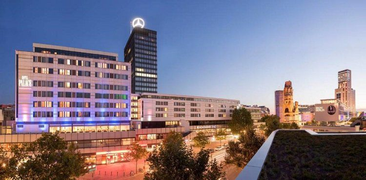 2 ÜN im 5* Hotel Palace Kurfürstendamm Berlin inkl. Frühstück & Wellness ab 99€ p.P.