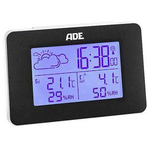 ADE WS 1644 Funk Wetterstation für 9,99€ (statt 21€)